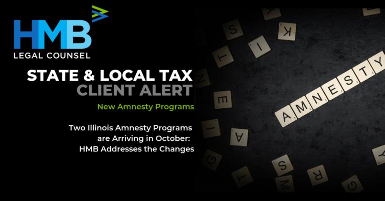 New Amnesty Programs SALT